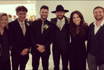 Brandon Chase Ties The Knot